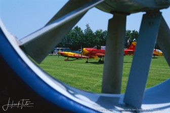 Harreveld Airshow - the Netherlands 2003