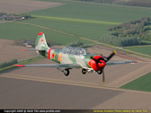 Yak52 training day Air to Air - the Netherlands 2008