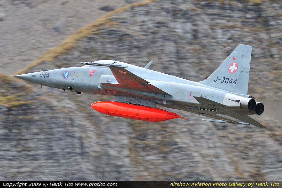 F-5E Tiger Swiss Air Force