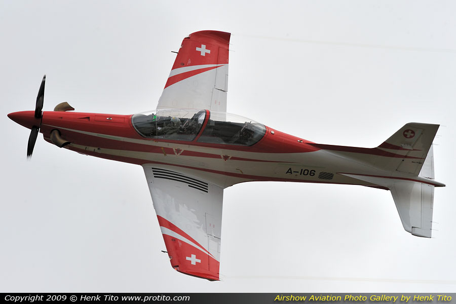 Pilatus PC-21 Swiss Air Force