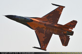 RNLAF F-16 Solo Display Team - the Netherlands 2009