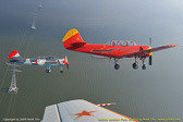 Dutch Thunder Yaks display team formation training Lelystad EHLE - the Netherlands 2010