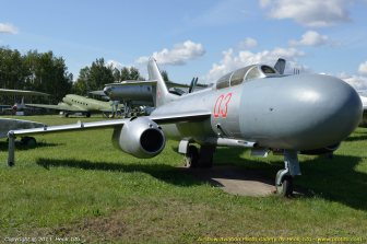 Monino Central Air Force Museum - Russia 2013