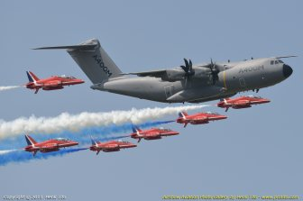 Royal International Air Tattoo RIAT Fairford  Saturday and Sunday - UK 2013