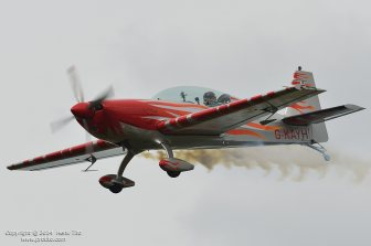 Volkel in de Wolken Hamilton Airshow - the Netherlands 2014