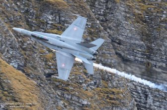 Axalp Ebenfluh Shooting Range and Meiringen Airbase - Switzerland 2015