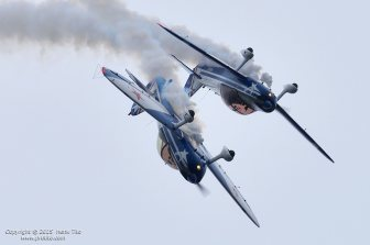 Volkel in de Wolken Hamilton Airshow - the Netherlands 2015