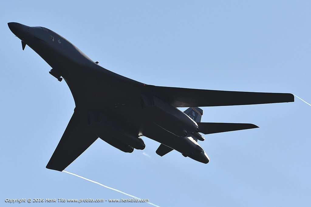 Rockwell B-1B 'Lancer'  US Air Force