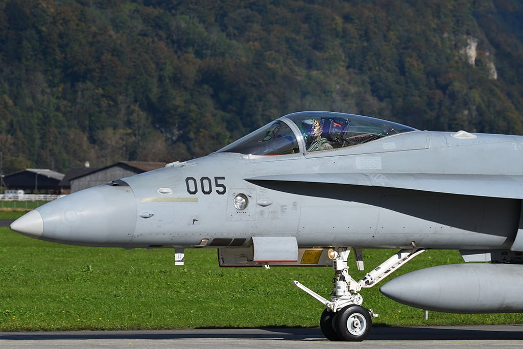 J-5005 F/A-18 Hornet Swiss Air Force