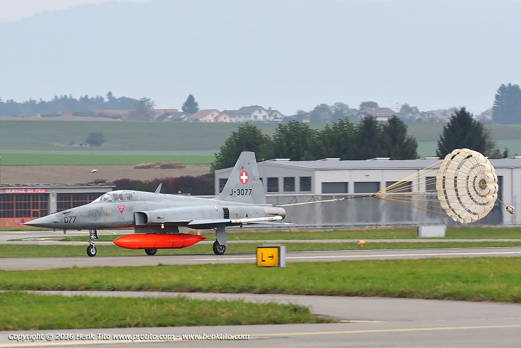 J-3077 Northrop F-5E Tiger II Swiss Air Force