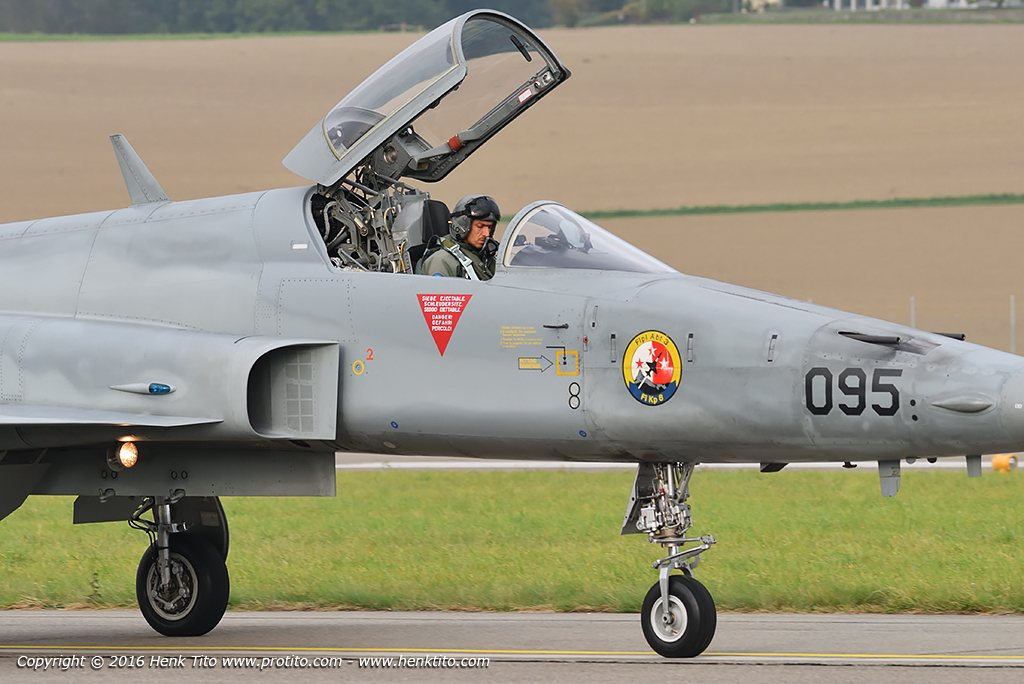 J-3095  Northrop F-5E Tiger II Swiss Air Force
