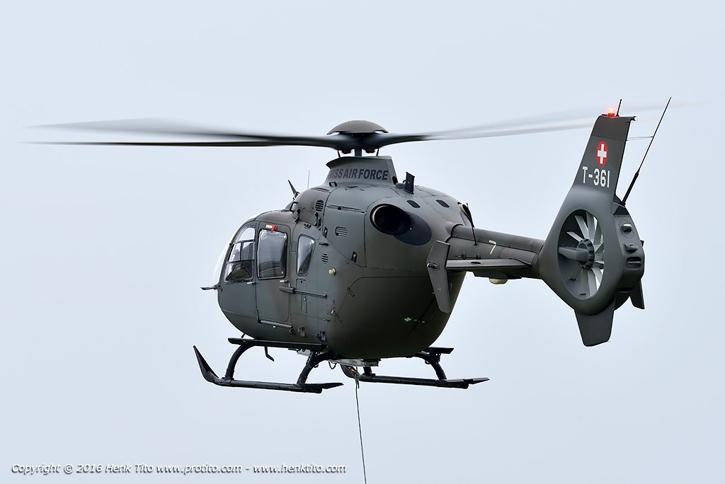 T-361 Eurocopter EC635 Swiss Air Force
