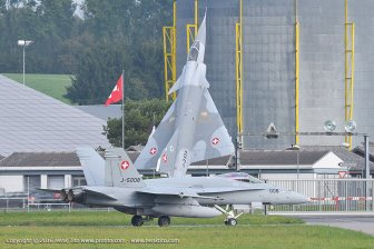 Payerne Air Base - Switzerland 11th of October 2016