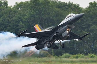 RNLAF Luchtmachtdagen Airshow Leeuwarden AFB - the Netherlands 2016
