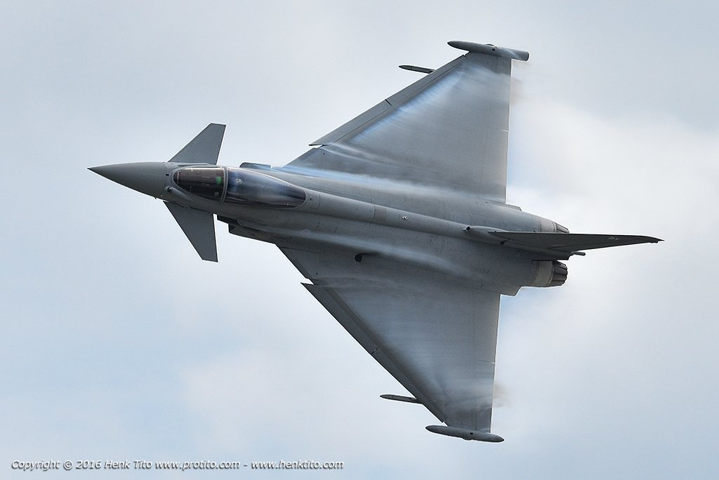 Typhoon EF2000 Spanish Air Force
