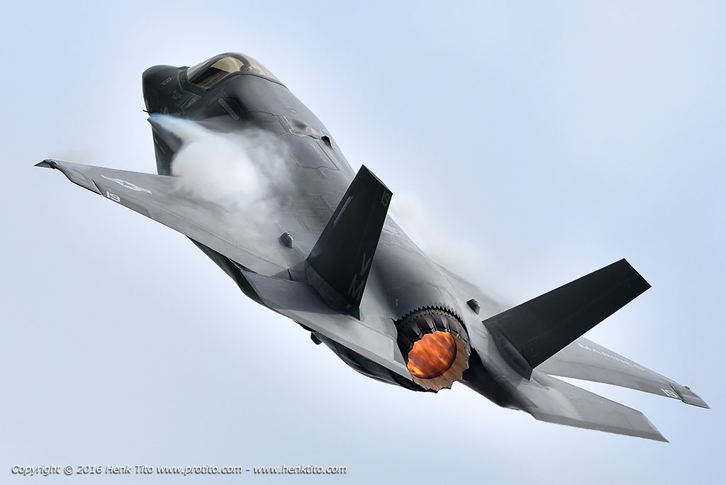 Lockheed Martin F-35B Lightning II Royal Air Force