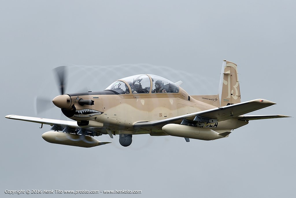 N630LA (2013 Textron Avaition INC 3000 (AT-6C)