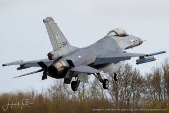 Leeuwarden Air Force Base - the Netherlands 21th & 22th of April 2021